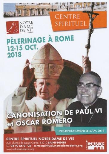 Photo pèlé Rome Oct 2018