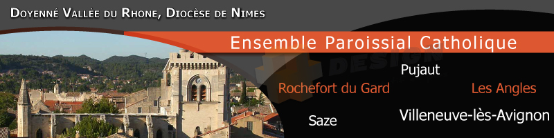 Ensemble paroissial catholique de Villeneuve lez Avignon